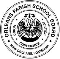 Orleans Parish School Board Logo
