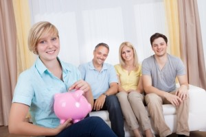 Tax credits help parents with the financial responsibilities of parenting and planning for their family's future.