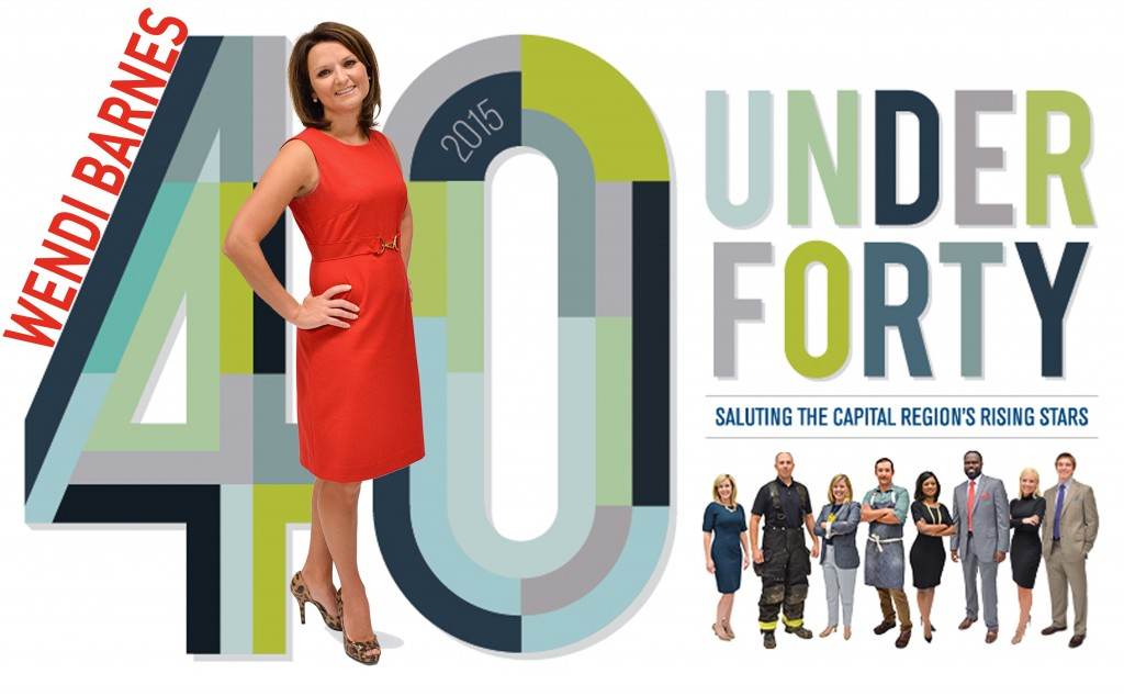 Wendi Barnes, CPA, selected as Baton Rouge Business Report 40 under 40