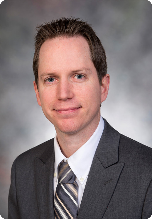 Frank Sharp, CPA, Director, Audit and Assurance Services