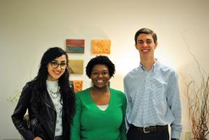 LaPorte interns awarded accounting scholarships from University of New Orleans