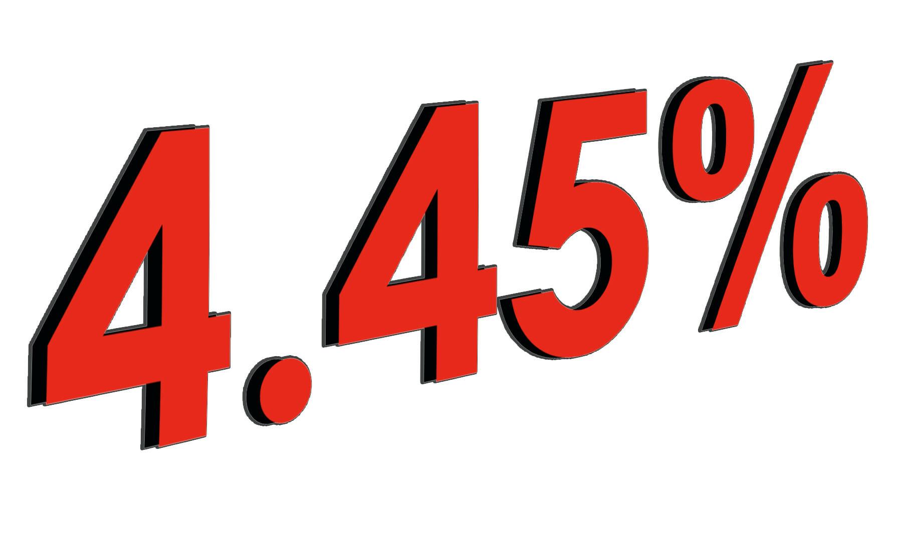 New LA state sales tax rate