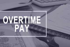 The laws regulating overtime pay are changing.