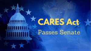 CARES Act passes Senate