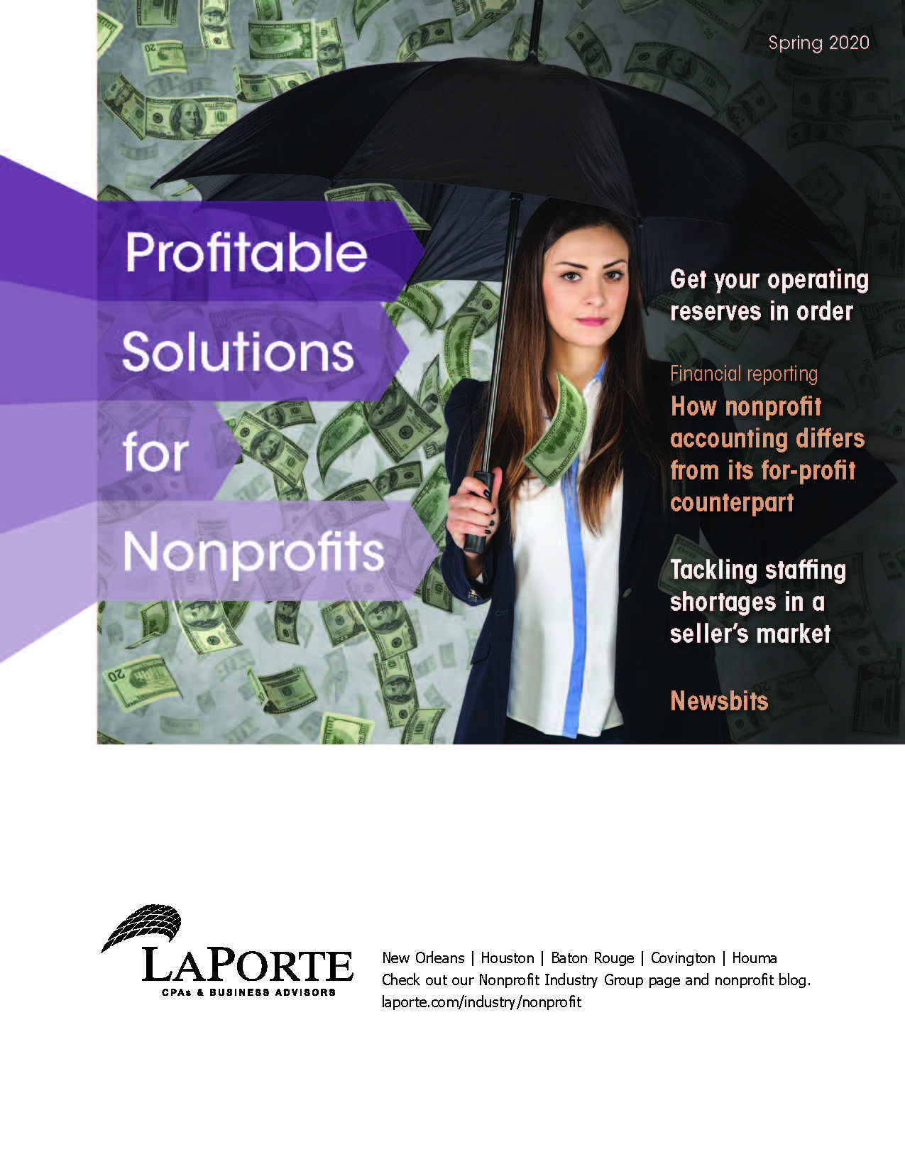 Profitable Solutions for Nonprofits Spring 2020