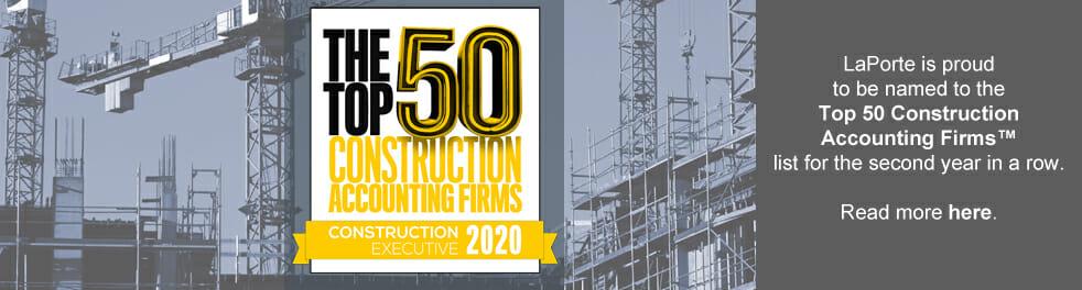LaPorte Top 50 Construction