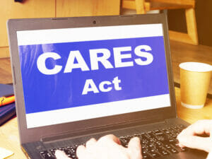 CARES Act program payments