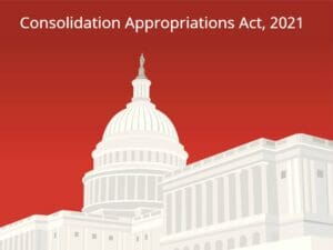 Consolidation Appropriations Act, 2021