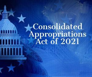 Consolidated Appropriations Act 2021