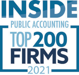 Inside Public Accounting's Top 200 Firms 2021