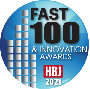 Houston Business Journal Fast 100 and Innovation Awards