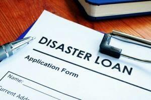 SBA Disaster Loan Application